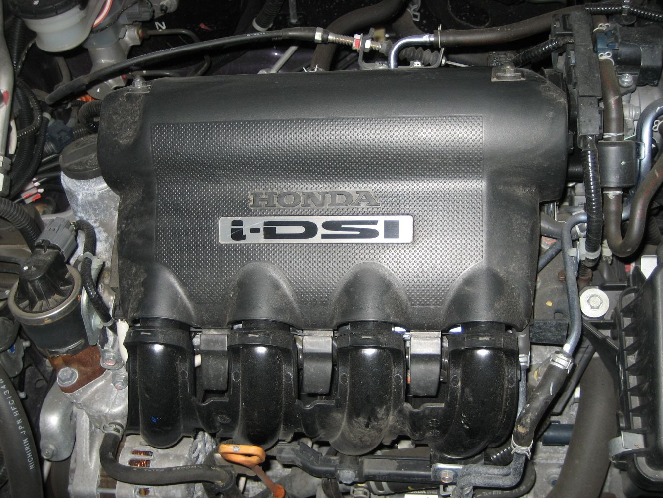 Honda i-dsi engine