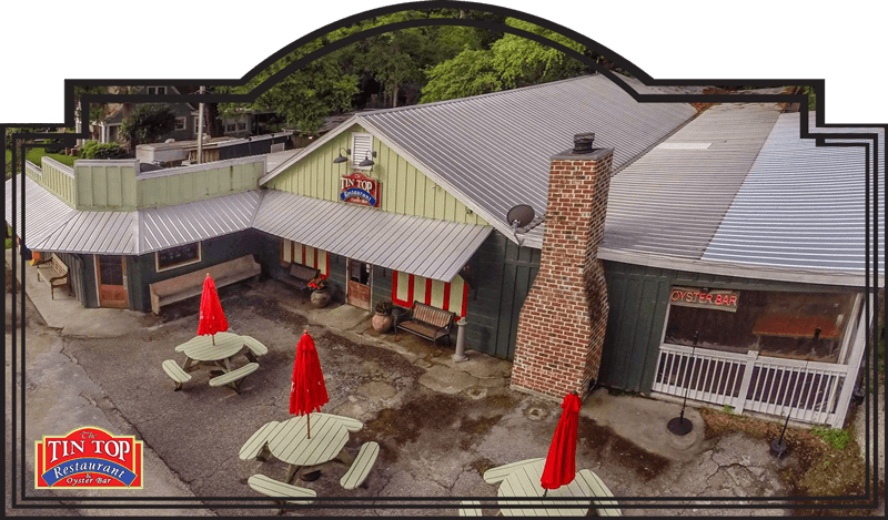 The Tin Top Restaurant Amp Oyster Bar Restaurant Bon