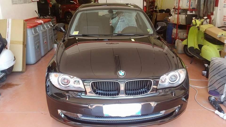 BMW RIMESSA A NUOVO