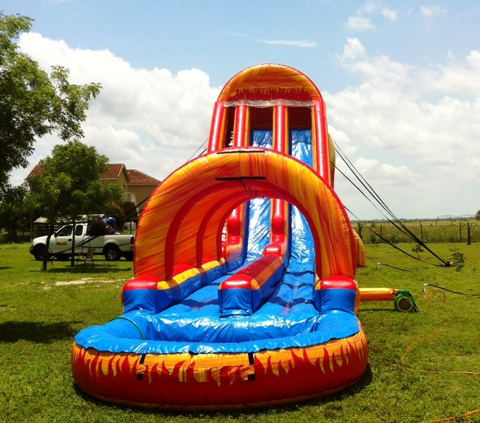 Inflatable Water Slide To Rent: Bounce House Rentals