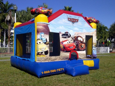 Bounce House Rental In Broward Fort Lauderdale Party