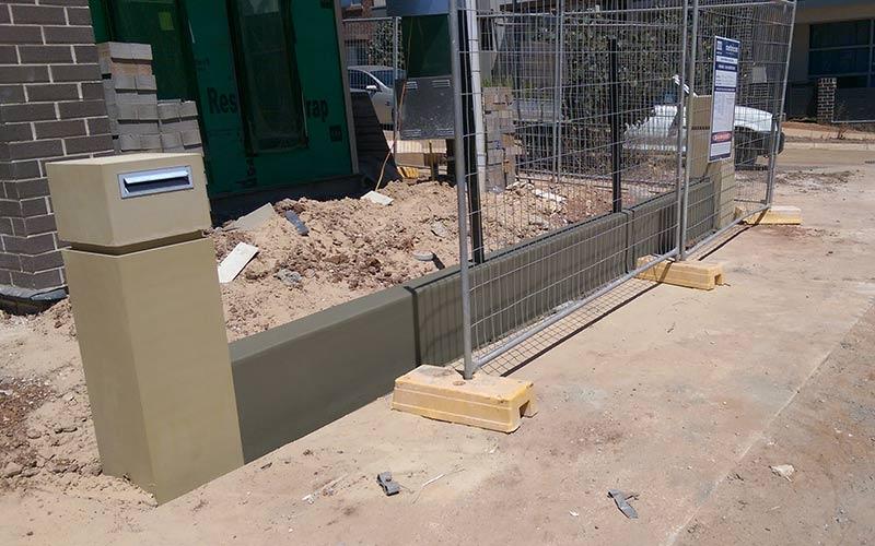 Installing retaining walls in Adelaide