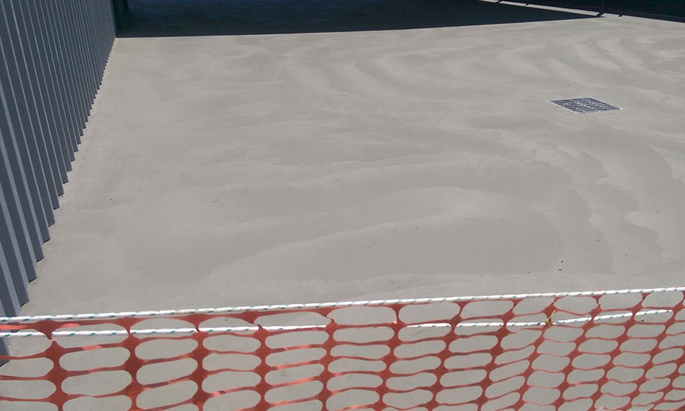 Example of our concrete services in Adelaide