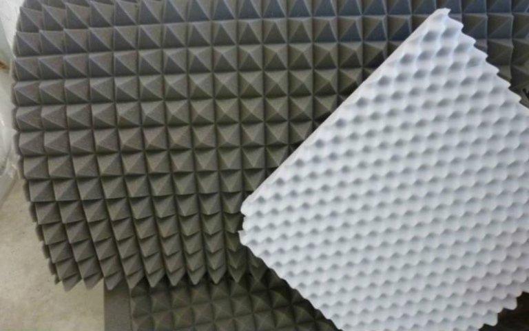 produzione bugnato fonoassorbente