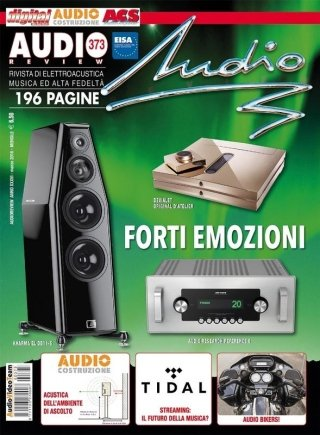 AudioReview - n. 373, Marzo 2016
