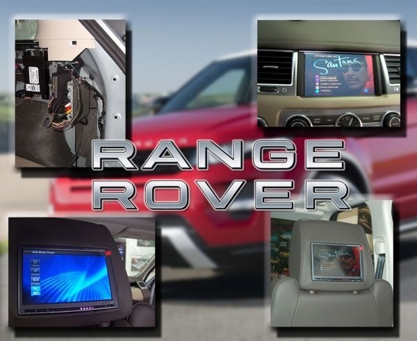 Customizzazioni Range Rover