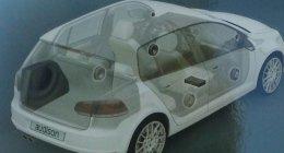 Sound pack VW Golf VI