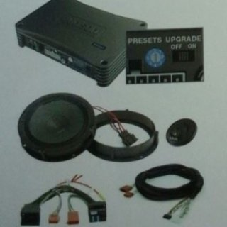 SOUND PACK PER VW GOLF VI