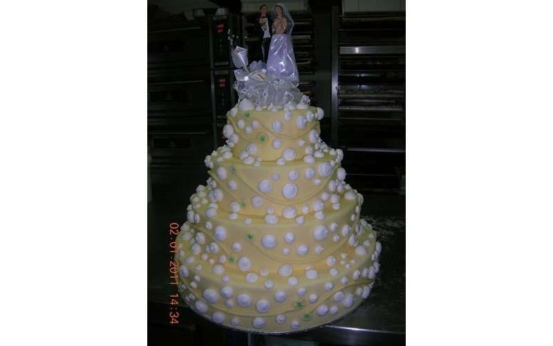 torte per matrimoni