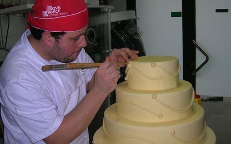 torte nuziali artigianali