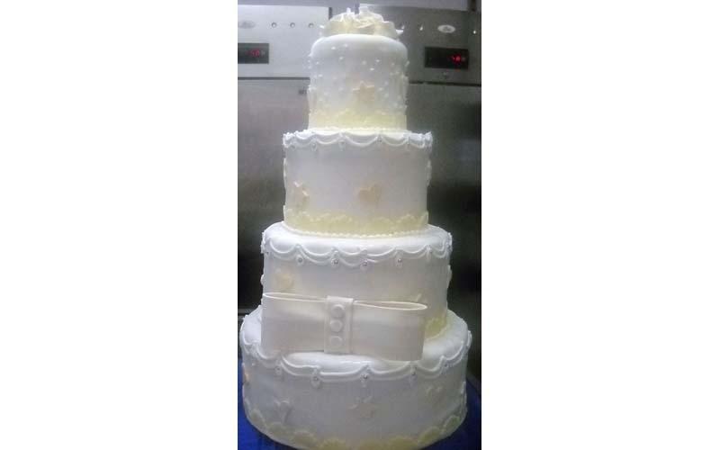 produzione proprio torte nuziali