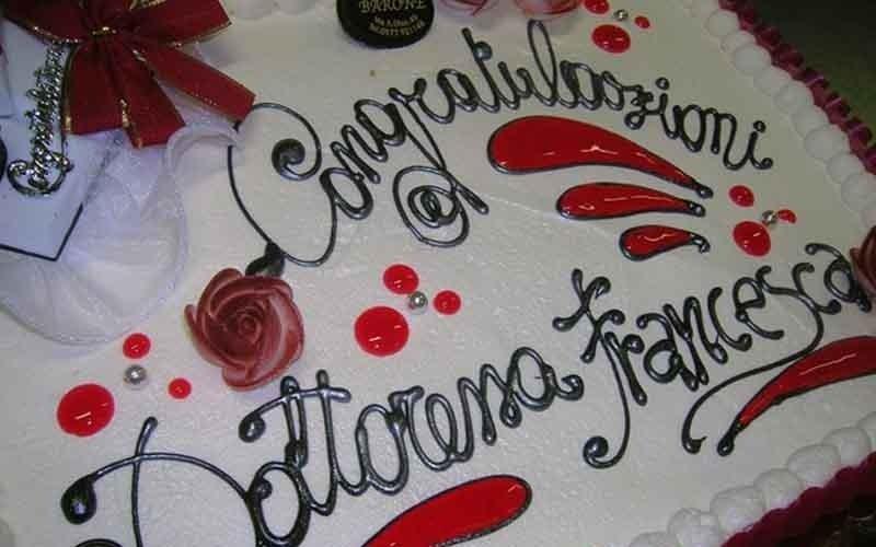 torte di laurea