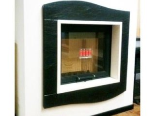 caminetti in offerta in showroom