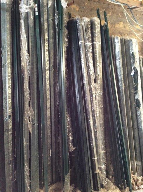 ferro per edilizia, ferro sagomato per cemento armato, vendita materiale edile