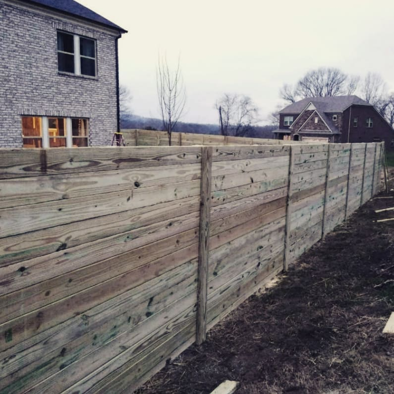 Fence Repair Bigfoot Fence Fence Contractor In