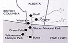 Tour in Canada
