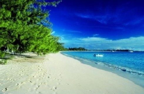 spiaggia caraibica