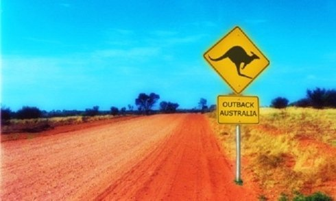Australia, terra di canguri