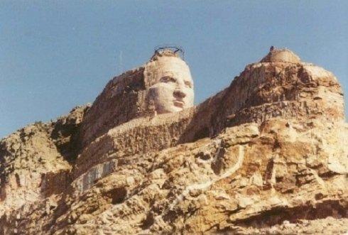 Statua di Cavallo Pazzo