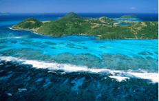 caraibi in catamarano