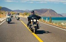 Tour in Harley Davidson