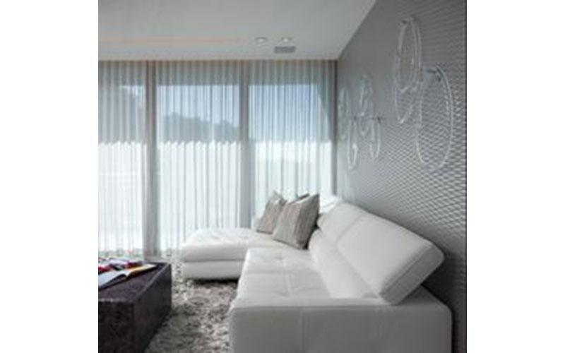 Curtains at Villa Duino - Trieste