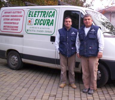 Elettricisti Rieti, impianti elettrici Rieti,