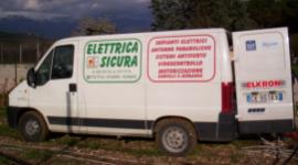 Elettrica Sicura Rieti, Massimiliano Orusei elettricista Rieti,