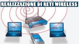 realizzazione, reti wireless, rieti