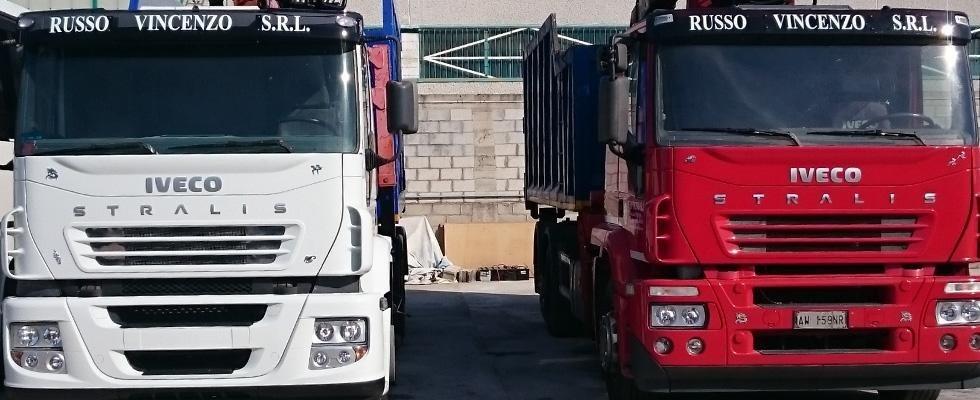 automezzi  autorizzati al trasporto di materiale pericoloso