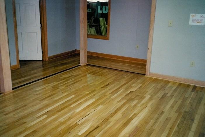 Custom Hardwood Floor Inlays Charlotte Ballantyne Nc