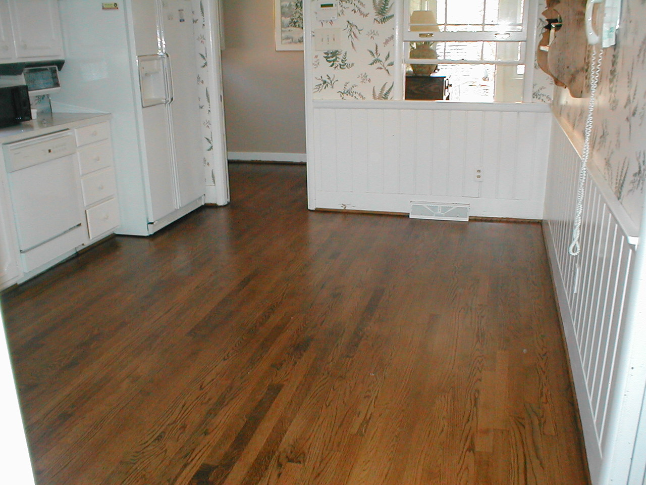 Hardwood floor refinishing ballantyne fort mill nc for Hardwood floors charlotte nc
