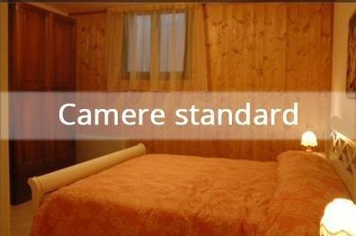 camere standard, camere hotel