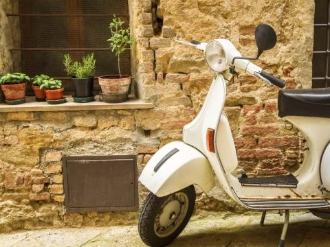 scooter in affitto olbia