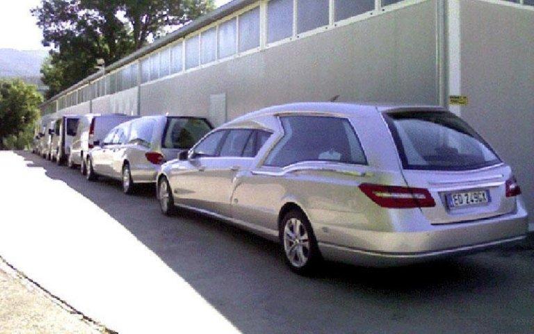 Trasporti funebri