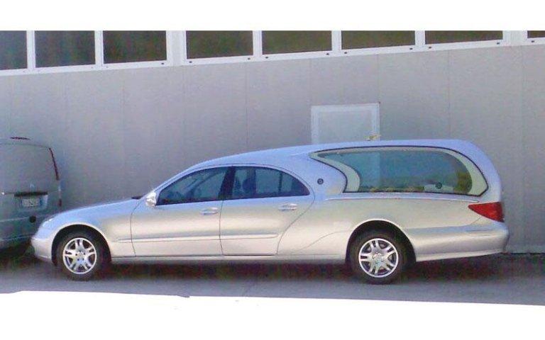 Trasporti funebri Mercedes