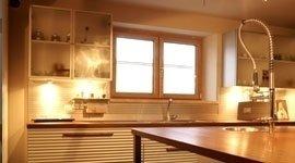 finestra da cucina