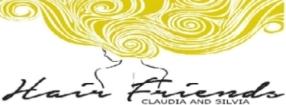 Hair friends logo