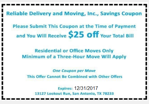 Office Movers San Antonio, TX