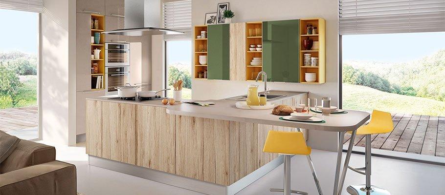 Cucine in muratura prato tofani cucine - Cucine in muratura lube ...