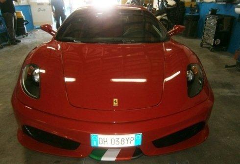 Assistenza Ferrari