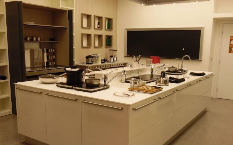 Laboratorio di cucina Abitare