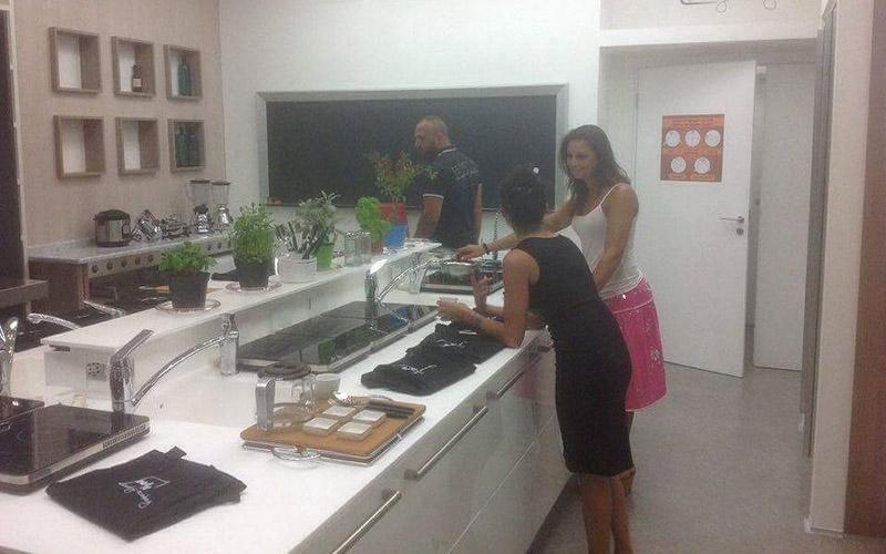 Lezioni di cucina