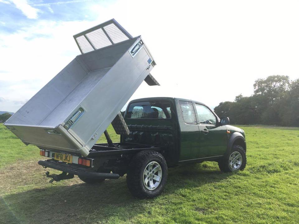 truck body build Agricon