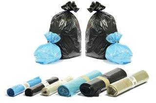 sacchetti plastica per rifiuti