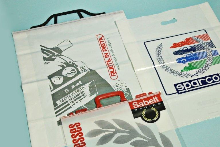 produzione borse in plastica
