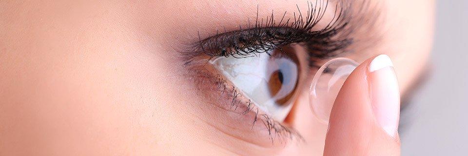 order contact lens
