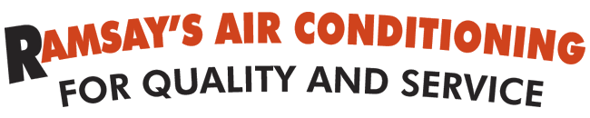 ramsays air conditioning logo