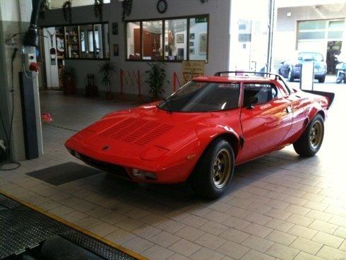 Revisione Lancia Stratos