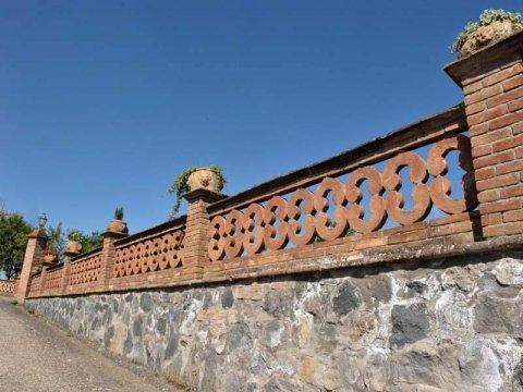 restauro strutture antiche in cotto